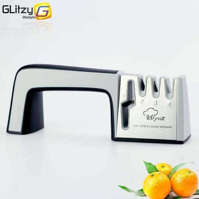 Knife Sharpener 4 Stage,Home,Uunoshopping