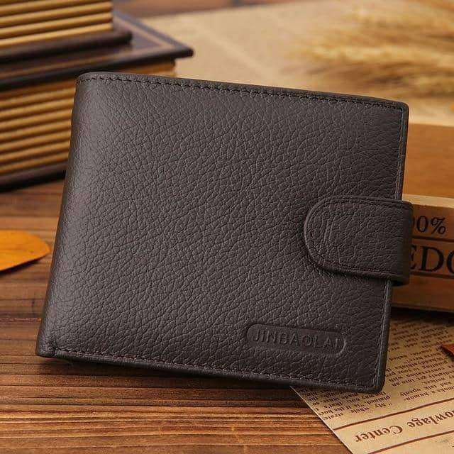 Genuine Leather Wallet Men Wallets,Wallets & Holders,Uunoshopping