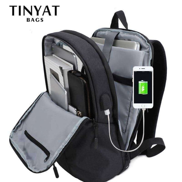 Mens laptop backpack,Belts & Bags,Uunoshopping