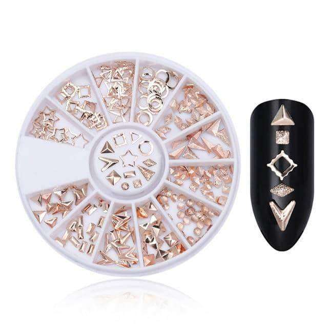 Mixed Nail Art Rhinestones,nails tools,Uunoshopping