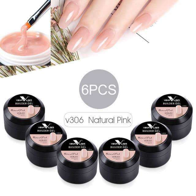 Nail Extension Gels Thick Builder UV Gel,nails tools,Uunoshopping
