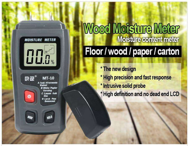 Portable Wood Moisture Meter,tools electronics,Uunoshopping