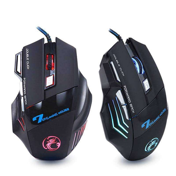 Professional Wired Gaming Mouse,Laptop Accessories,Uunoshopping