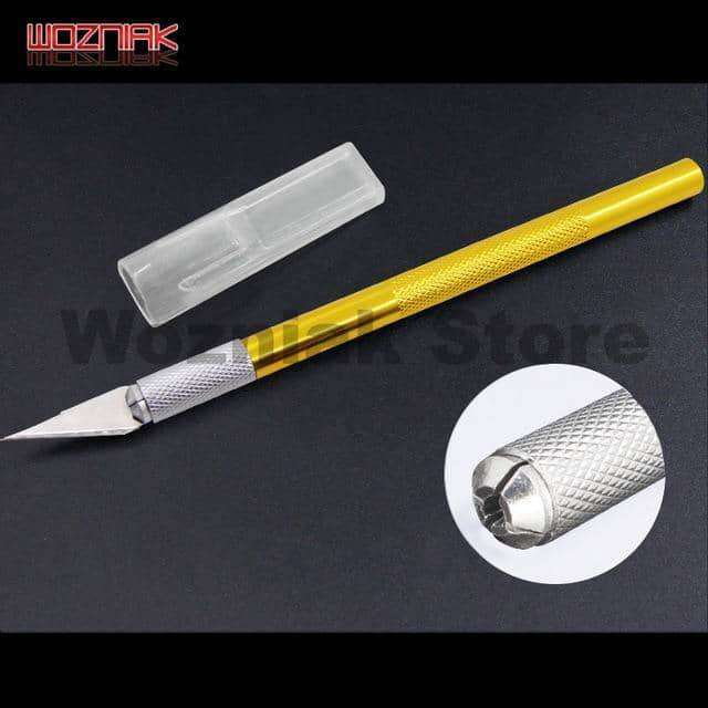 Repair knife Curved thin blade,tools electronics,Uunoshopping