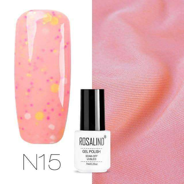 ROSALIND UV Gel Nail,nails tools,Uunoshopping