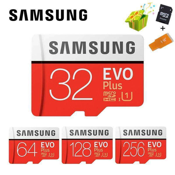 SAMSUNG Microsd Card 100Mb/s,Memory Cards & Accessories,Uunoshopping
