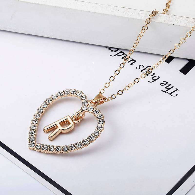 Love heart necklaces & pendants,Necklaces & Pendants,Uunoshopping