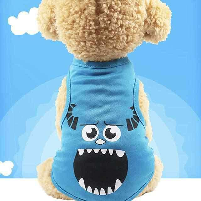 Small Dog Clothes Summer Spring,pet products,Uunoshopping