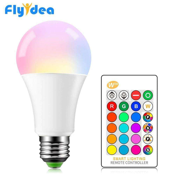 Smart Light lamp Dimmable Memory + IR Remote Control,Light & Lighting,Uunoshopping