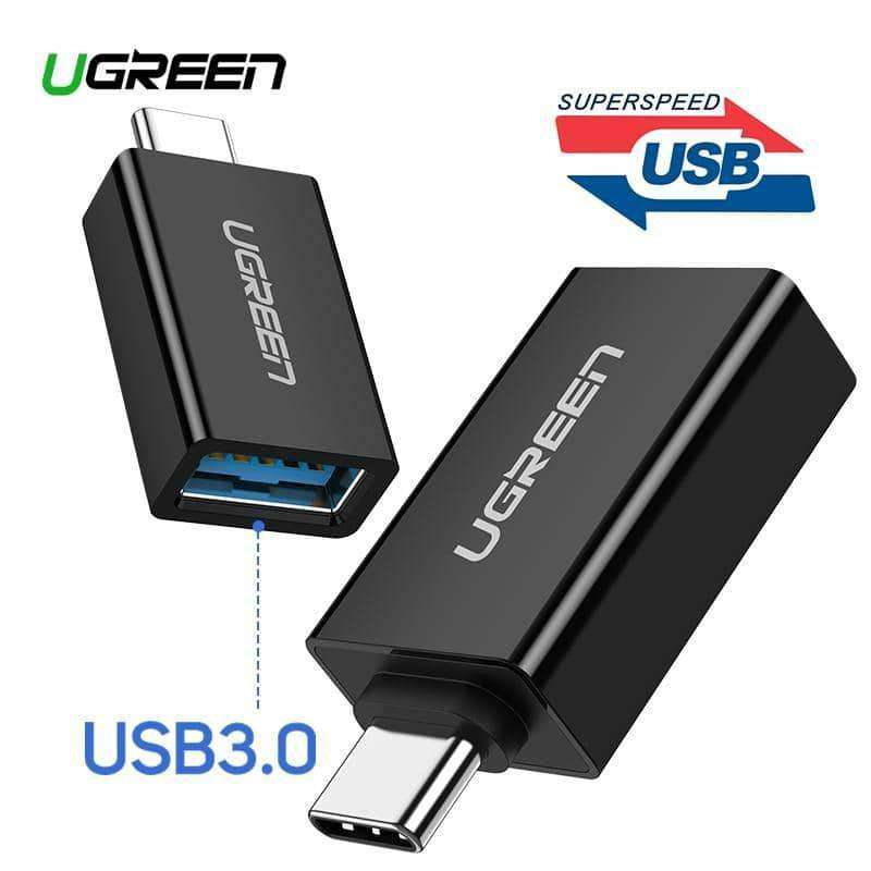 USB C Adapter Type C to USB 3.0,Phone Accessories,Uunoshopping
