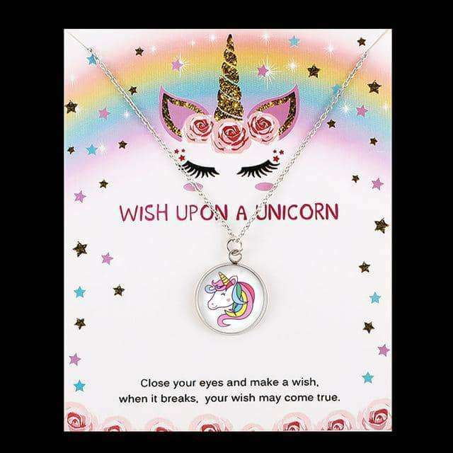 Unicorn Horse Pendants Necklaces,Necklaces & Pendants,Uunoshopping