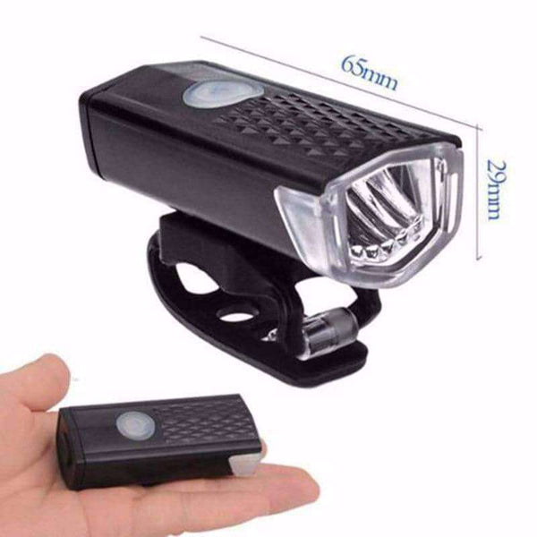 USB Rechargeable Bike Light,Bicycle,Uunoshopping