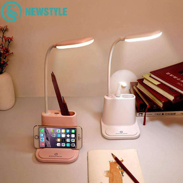 USB Rechargeable LED Desk Lamp,Light & Lighting,Uunoshopping
