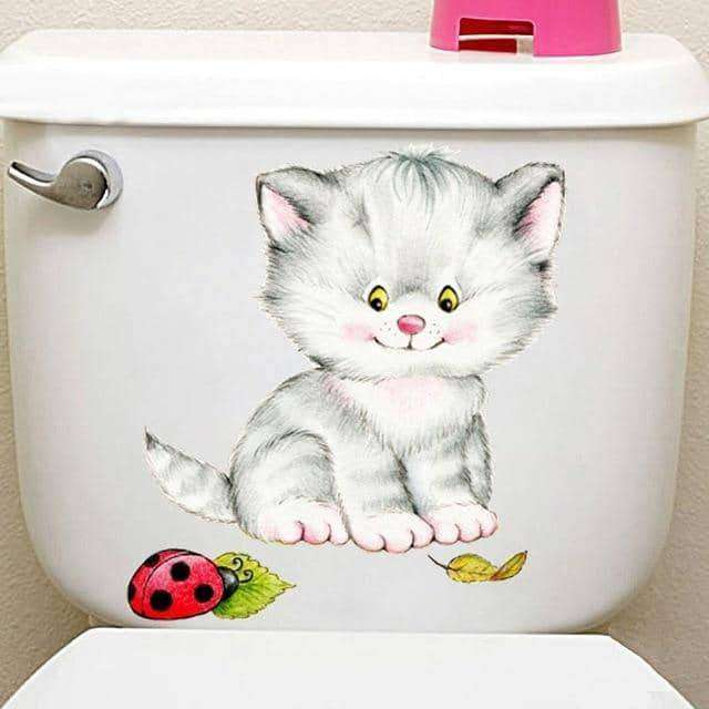 Wiew civid cats wall stickers,Home,Uunoshopping