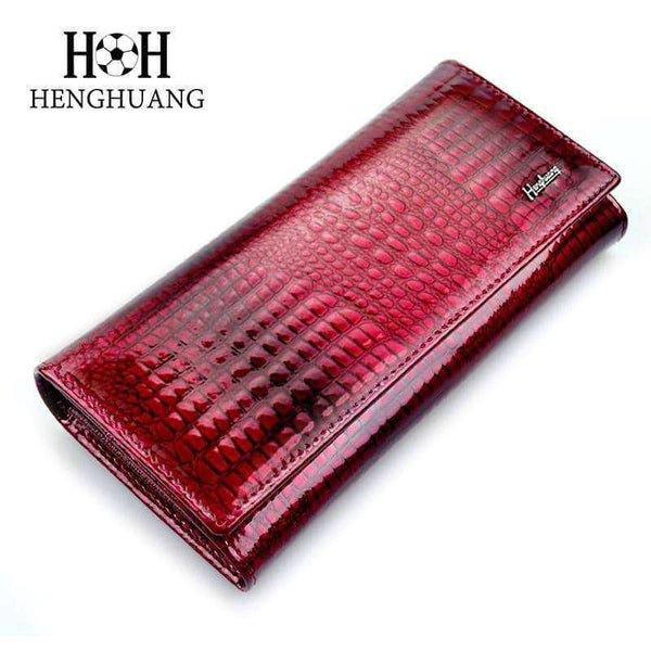 Women Genuine Leather Wallet,Wallets & Holders,Uunoshopping