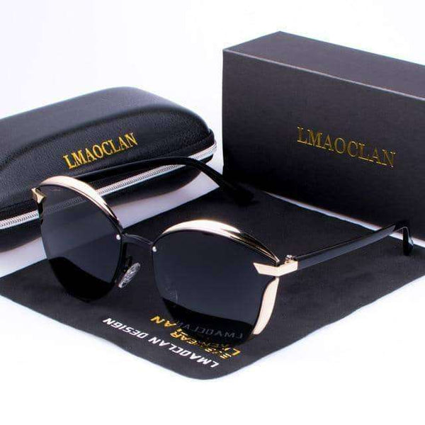Women Polarized Sunglasses,Sun Glasses,Uunoshopping