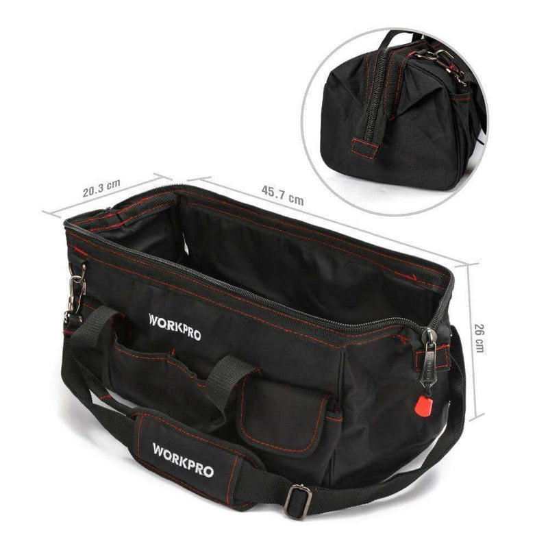 WORKPRO Waterproof Travel Bags Men Crossbody Bag Tool Bags,Belts & Bags,Uunoshopping