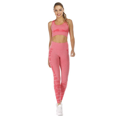 camo gym set leggings sport women fitness set sport wear women fitness 2pcs yoga set workout clothes for women gym clothing