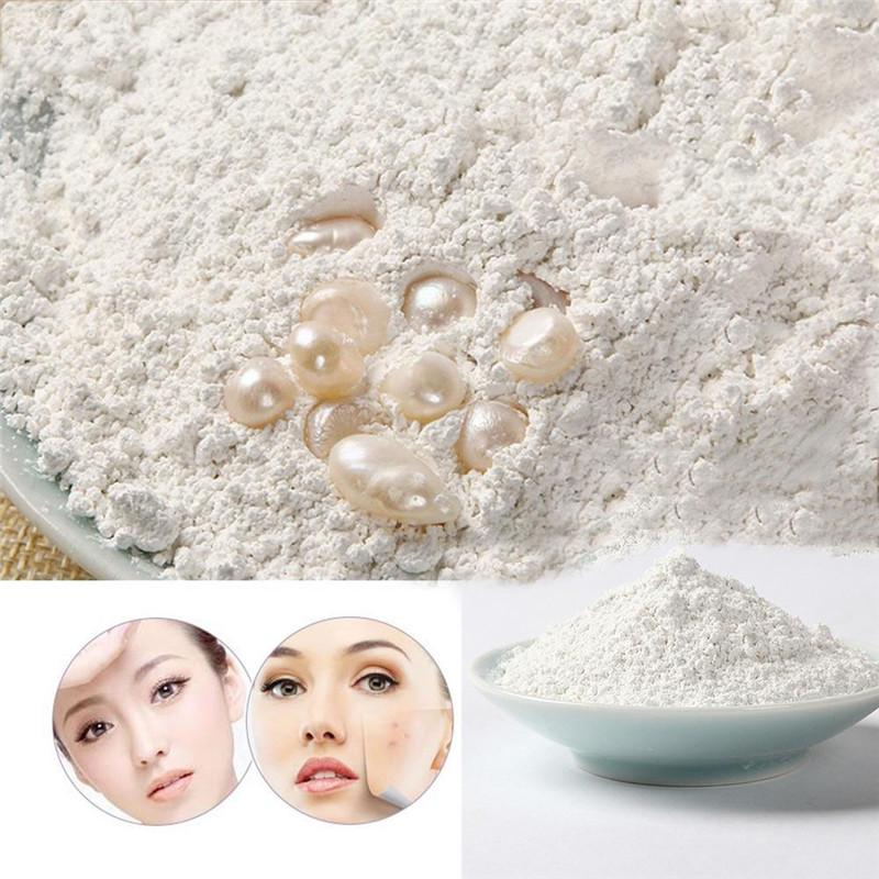 20g/Bag Beauty Women Masks Pure Seawater Pearl Powder Face Mask Powder Whitening Skin Care Facial Treatment Firming