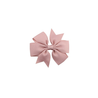 40 Colors Solid Grosgrain Ribbon Bows Clips Hairpin Girl's hair bows Boutique Hair Clip Headware Kids Hair Accessories