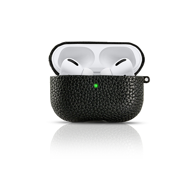 Genuine Leather AirPods Pro Case - SnapWireless