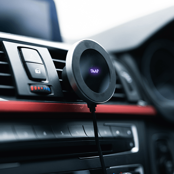 15W SnapMount - Fast Wireless Car Charger