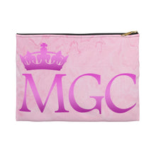 Load image into Gallery viewer, MGC Pink Marble Makeup Pouch
