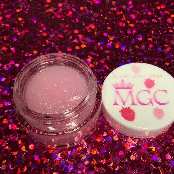 MGC Lip Scrub- Strawberry