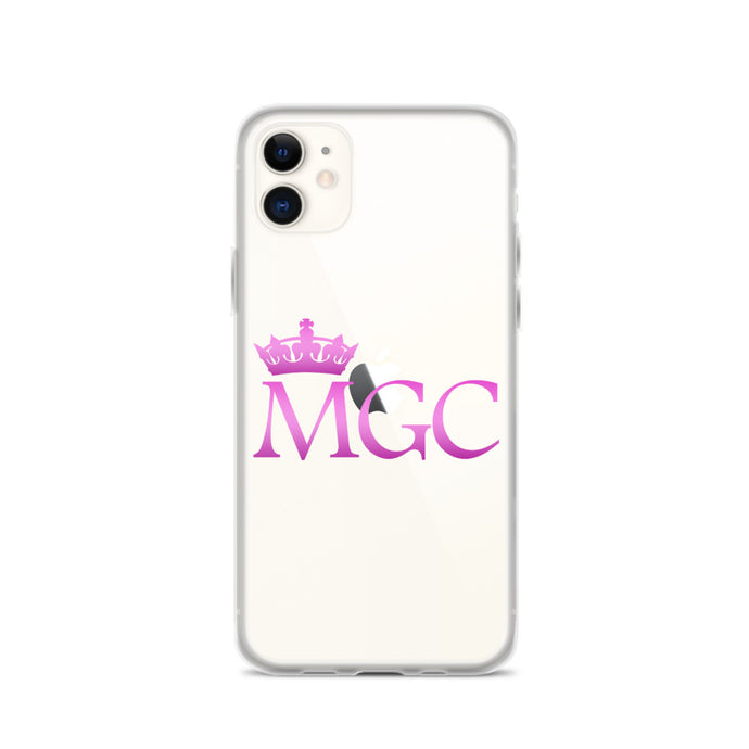 MGC Clear iPhone Case