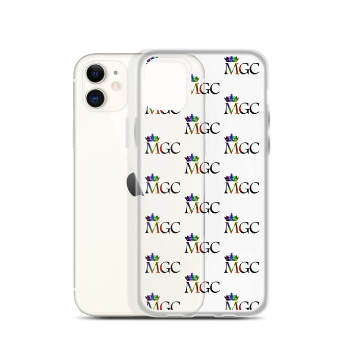 MGC Dark Rainbow iPhone Case