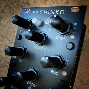 Pachinko (Mutable Marbles in 12hp) - Black