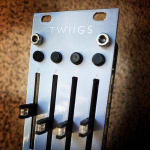 Twiigs - Dual Branches - White
