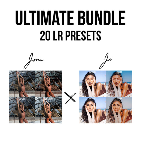 Ultimate Vagabond Bundle 20 Pack [LR presets]
