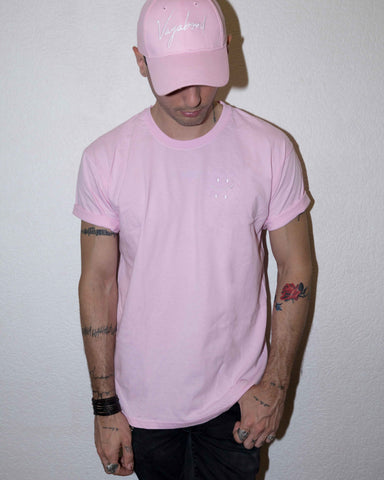 Smiley T-Shirt Pink [V2]