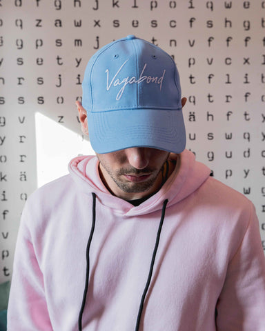 Vagabond Cap Light Blue