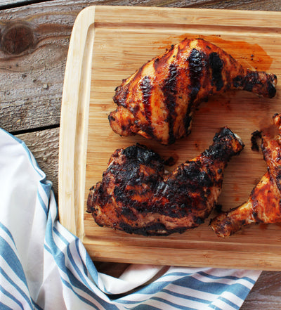 Ancho Chile & Tamarind Grilled Chicken