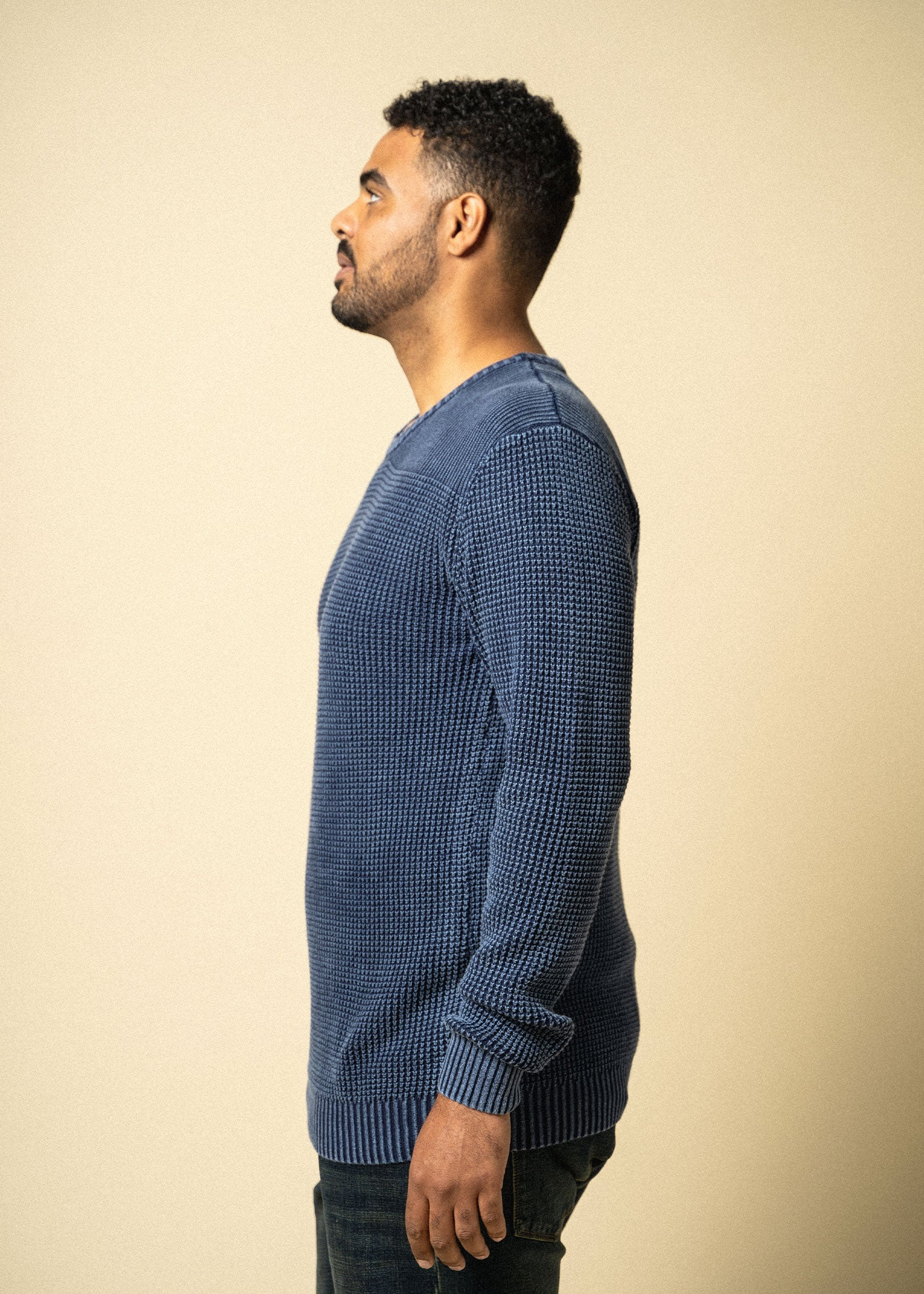 Longjohnandsons-tallmens-acidwashsweater-navy-side