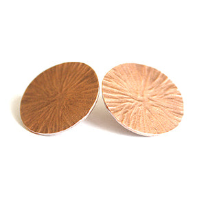 Tribal Disk Studs | SMITH Jewellery