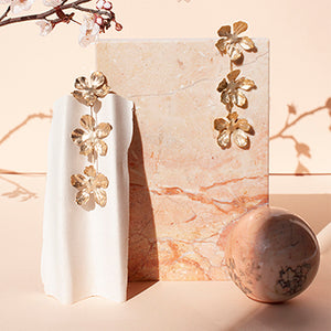 Blossom Chandelier Studs