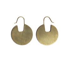 Load image into Gallery viewer, Disk Earrings | SMITH Jewellery