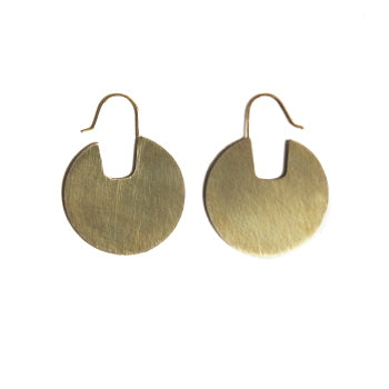 Disk Earrings | SMITH Jewellery
