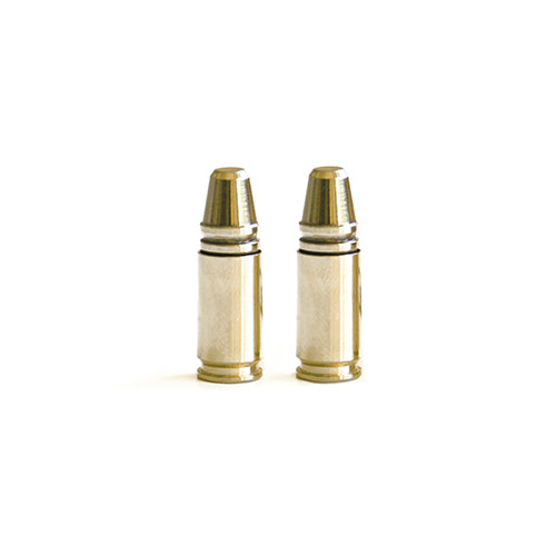 Gilt Bullet Cufflinks | SMITH Jewellery