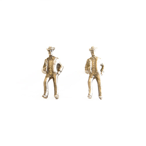 Cowboy Cufflinks | SMITH Jewellery