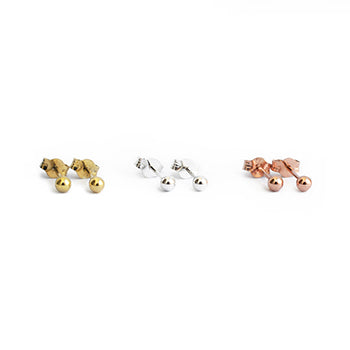 Dot Studs | SMITH Jewellery