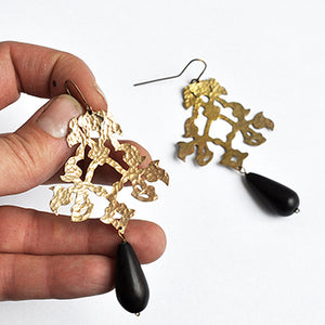 Antique Gilt Earrings LTD | SMITH Jewellery