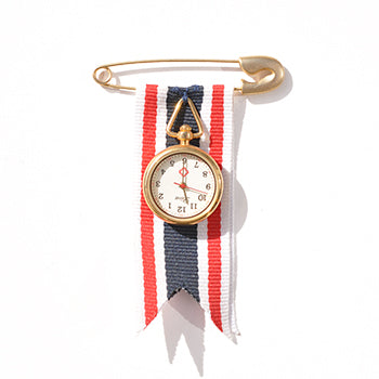 Ribbon Watch Brooch | SMITH Jewellery