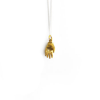 Hands Pendant | SMITH Jewellery