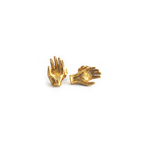 Hands Studs | SMITH Jewellery