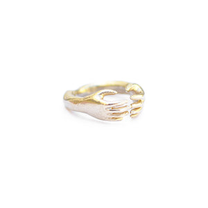 Hands Ring | SMITH Jewellery