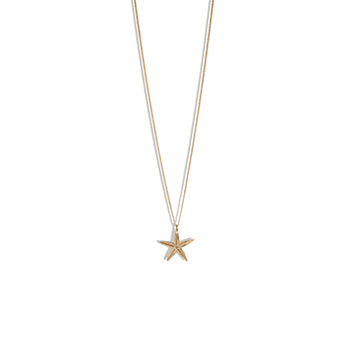 Starfish Pendant | SMITH Jewellery